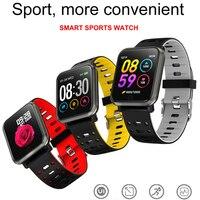men waterproof New Smart Watch Waterproof Blood Pressure Measurement Smartwatch Men Bluetooth Fitness Tracker Women Watches For Android Phone (2)