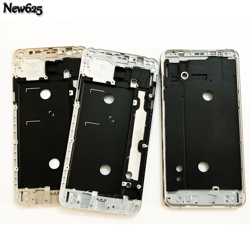 10Pcs/Lot, New Original For Samsung Galaxy J7 J710 2016 Front Housing Faceplate Front Plate Bezel Housing LCD Frame Cover