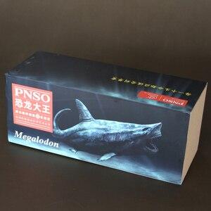 Image 3 - Pnso Oude Marine Llife Megalodon Movie De Meg Archetype 32 Cm 1:35
