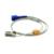 2017 Novo Chegada de Cuidados Médicos Apto para Nellcor DB9 Sensor de Ouvido Clip de SpO2 Veterinária 7 P Sensor de Ajuste para Os Animais