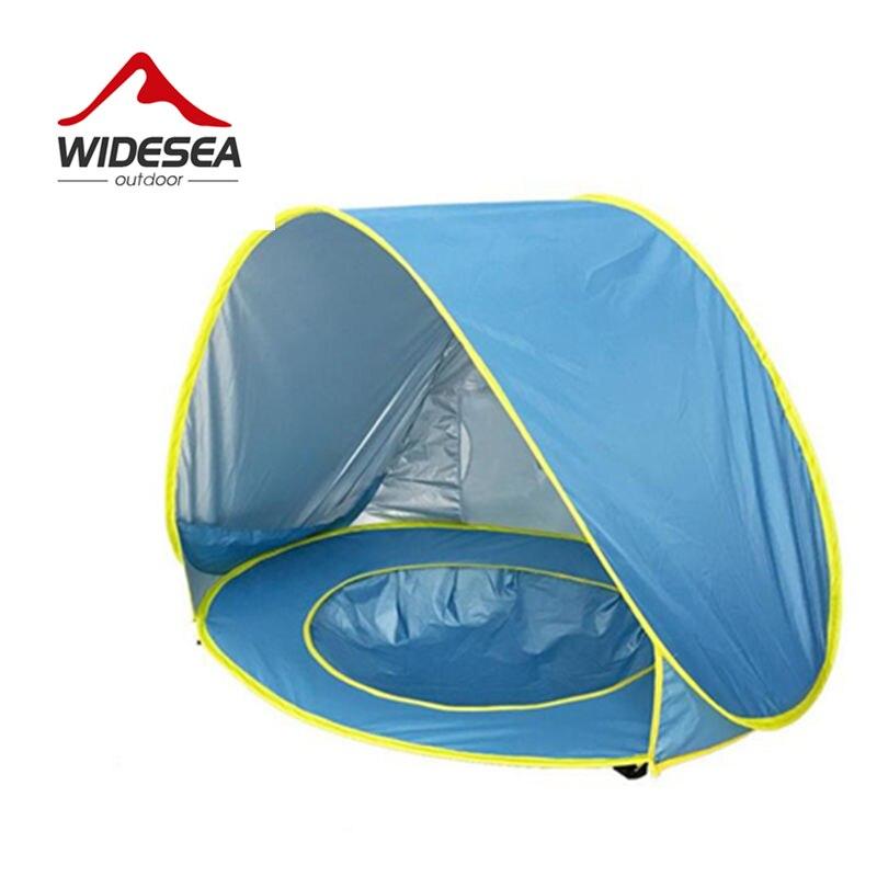 Высокое качество УФ-защиты ребенка шатер пляжа детские солнечное Укрытие палатки всплывающие шатер пляжа новый стиль солнечное укрытие Игровая палатка для малыша