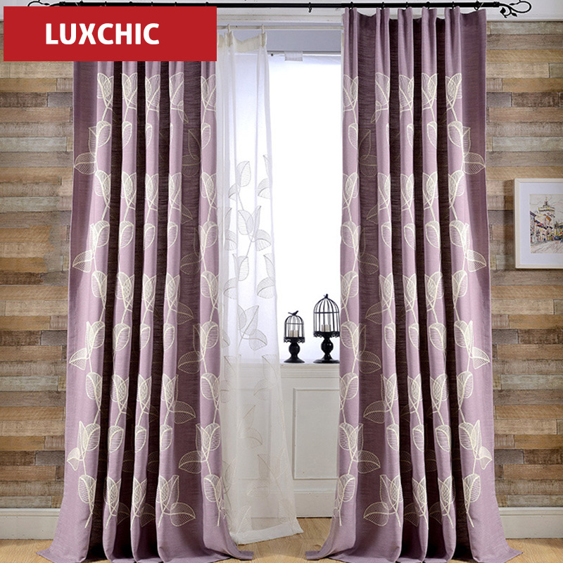 1 Pc Luxury Jacquard Colorful Curtains For Living Room Bedroom Window  Curtains For Kids Room Fancy