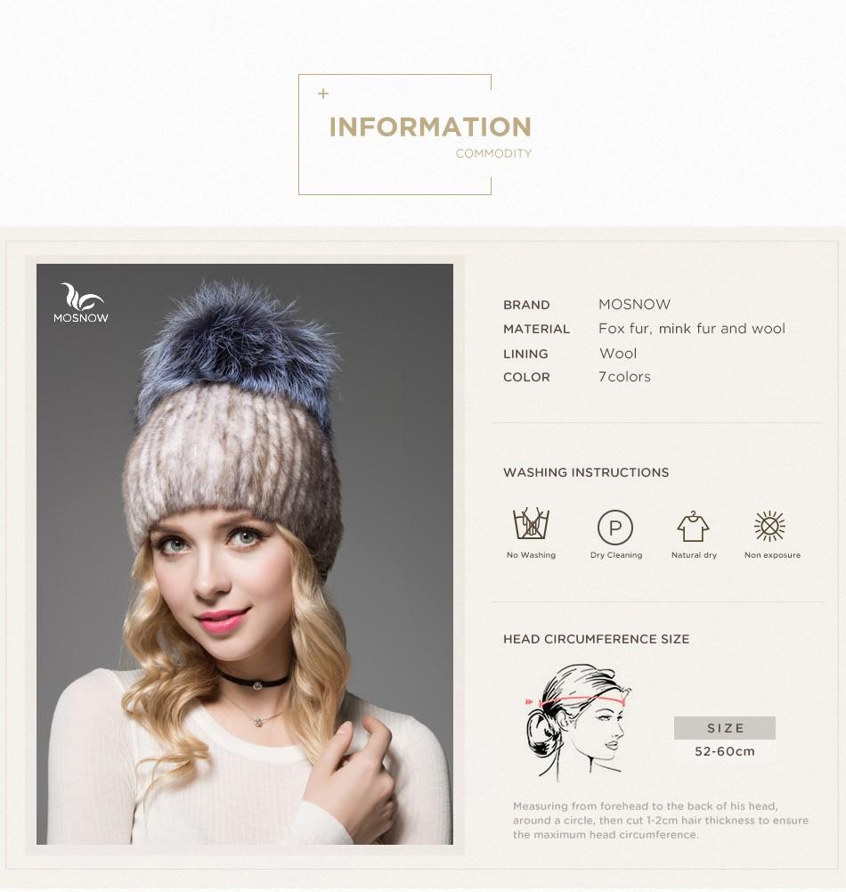fur caps female for winter PCM011 (3)