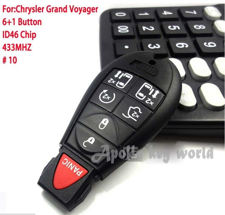 chrysler ключ id46