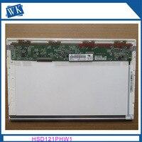 Free Shipping For ASUS UL20A 2420 2430 MSI U210 U210X Notebook Screen 12 1 Laptop Lcd