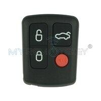 Remtekey Remote Fob Key 4 Button For Ford Key 434mhz No Logo BA BF Brand New