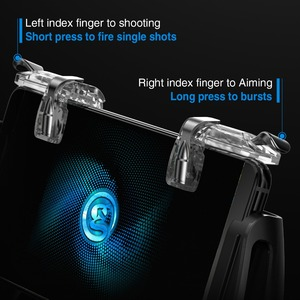 Image 2 - GameSir F2 Firestick Grip Joystick Mobile Game Controller for iOS and Android Phone Gamepad with Shooting Trigger Buttons PUBG