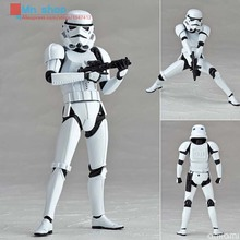 Free shipping Crazy Toy Star Wars Clone Trooper Stormtrooper PVC Action Figure Collection Toys 8″20cm  P20