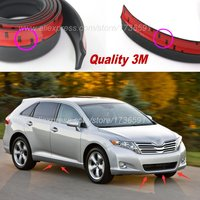 Car Body Front Side Back Bumper Spoilers Lip Lips For TOYOTA Venza RAV4 Vios Prius Car Tuning / Body Chassis Side Protection