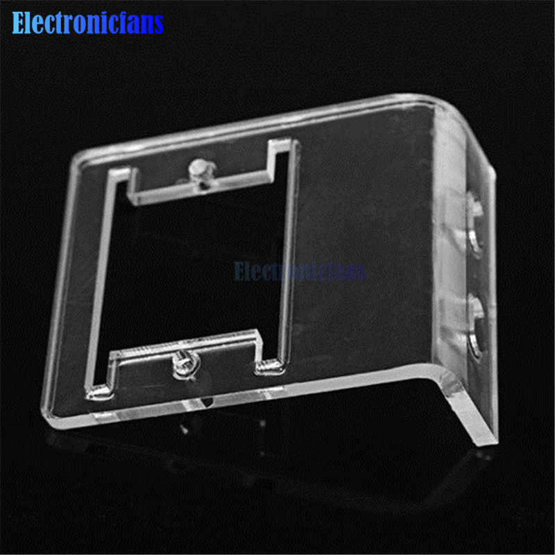 HC-SR501 акриловый кронштейн ИК пироэлектрический инфракрасный датчик движения Детектор модуль для arduino Diy Kit (без HC-SR501)
