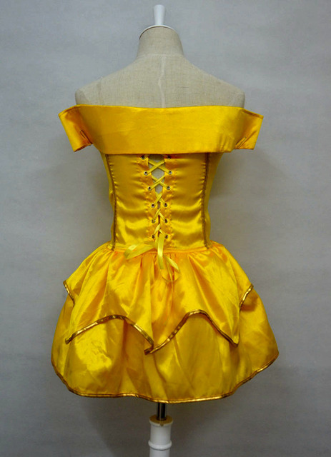 Fancy Cinderella Snow White Princess Fairy Costumes for Women Halloween Costume Beauty and the Beast Cosplay