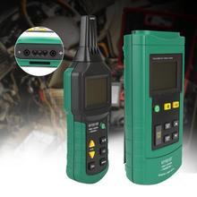 12 400V cc/ca tension disjoncteur détecteur de fil testeur réseau téléphone câble détecteur localisateur mètre dispositif de suivi fil