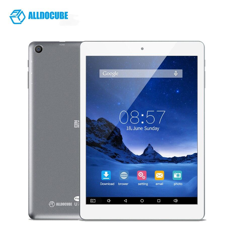 ALLDOCUBE U78 Iplay8  Kids Tablets 7.85 Inch MTK8163 Quad Core HDMI GPS 1024 X 768 IPS Android 6.0 Dual Wifi 1GB Ram 16GB ROM