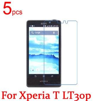 5 шт. Ultra Clear Matte Nano Anti-Explosion ЖК-дисплей Экран протектор Плёнки чехол для Sony Xperia P LT22i TX LT29i T lt30a LT30p Плёнки