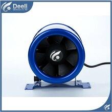 new for Duct inline Fan w/ Speed 150MM 6 inch bathroom exhaust fan Exhaust Blower ventilation fan speed control good working