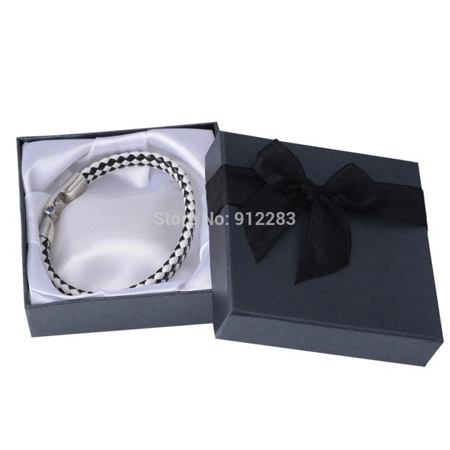 De Bijoux Wholesale Hot 18Pcs Black Bracelet Bangle Watch Gift Boxes