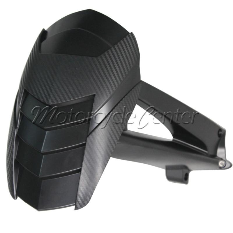 Hot Sale ABS Plastic Motorcycle Rear Fender Mudguard For 2004-2016 BMW R1200GS R 1200 GS Black 05 06 07 08 09 10 11 12 13 14 15 universal diy plastic motorcycle mudguard black