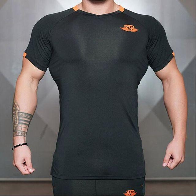 Men's T-shirt 2016 Summer Fashion Printed Short Sleeve T-shirt Men's T-Shirt Men's Jacket XXL