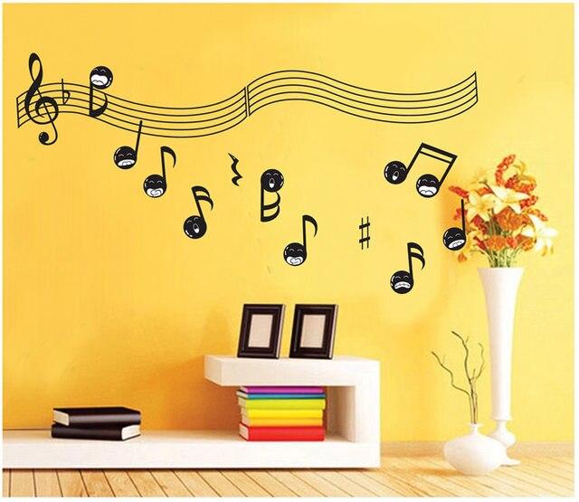 Cool Musical Note Wall Decor Photos - Wall Art Design ...