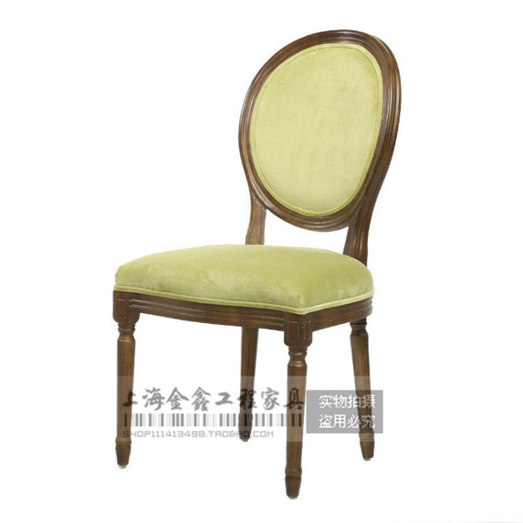 European neo classical post modern restaurant dining chairs ...