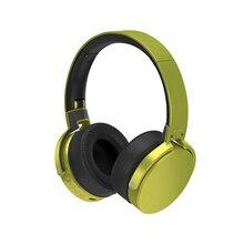Aibesser extensível sem fio fones de ouvido TF slot inteligente multi-função de reprodução de mídia mp3 FM stereo baixo fone de ouvido para Vivo ÁPICE