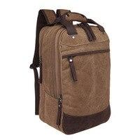New Arrive Korea Original Z L D Canvas Leather Couples Travel Bags Duffel Bags Weekend Bag
