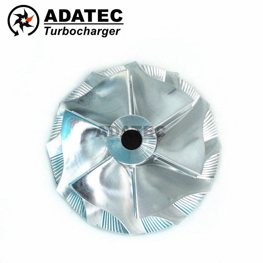 Turbo Compressor Wheel IHI RHF55V VIET 8980277725 8980277722 8980277720 VAA40016 Turbocharger For Isuzu NQR 75L 4HK1-E2N 150 HP