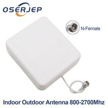 2g 3g 4G LTE 800-2700Mhz наружная панель внутренняя направленная антенна GSM DCS WCDMA CDMA мобильный сигнал ретранслятор антенна