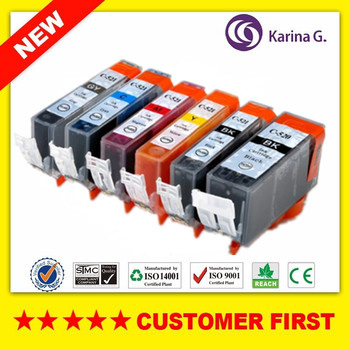 Compatible For Canon PGI-520 CLI-521 PGI520 CLI521 Ink Cartridge For Canon PIXMA MP980 PIXMA MP990 etc.