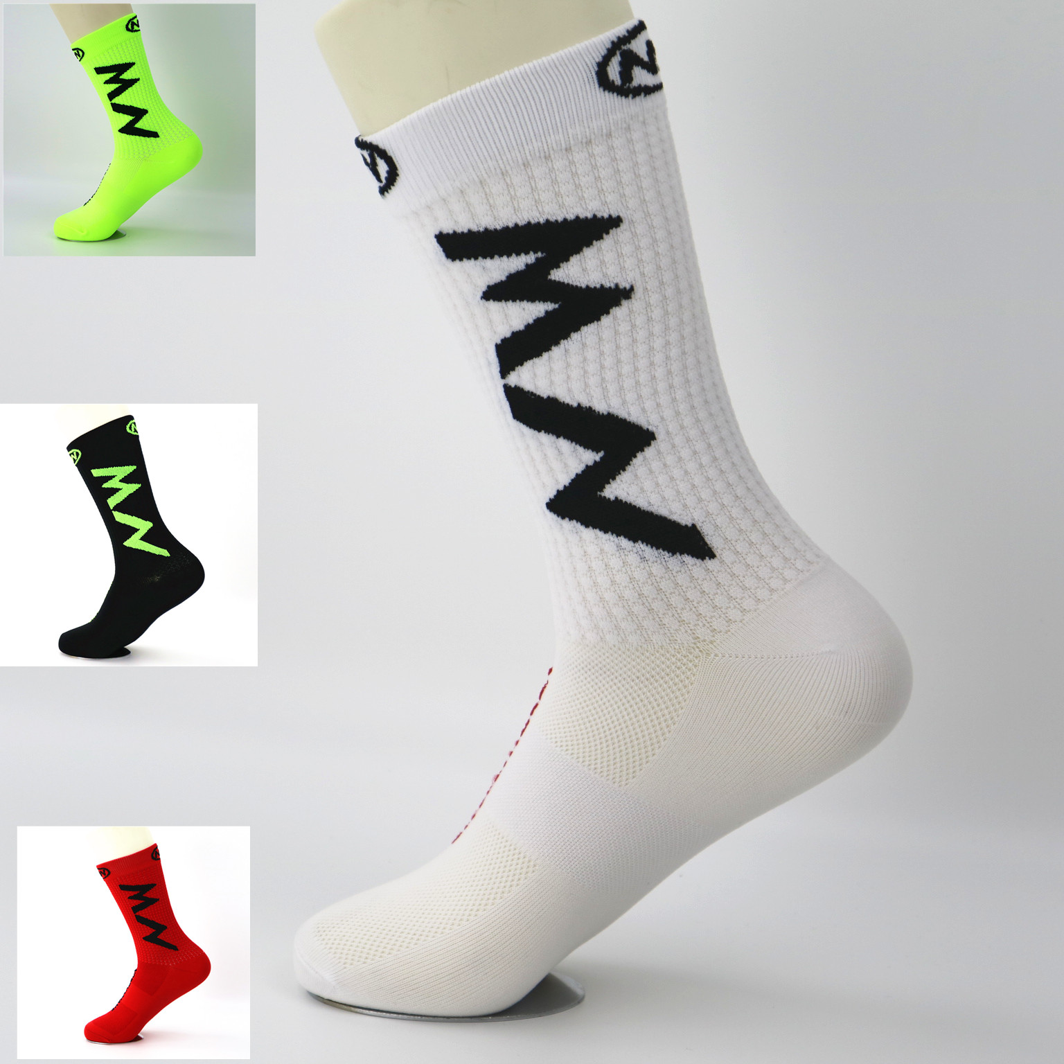 NW Sport Cycling Riding Basketball Socks Men Women Running Climbing Camping Hiking Socks Breathable High Quality