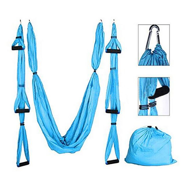 strength yoga hammock parachute fabric swing inversion therapy anti gravity aerial yoga hammock yoga gym strength yoga hammock parachute fabric swing inversion therapy      rh   aliexpress