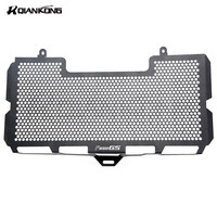 For BMW F650GS 2008 2012 Motorcycle Aluminum Grille Radiator Cover Oil Water Cooler