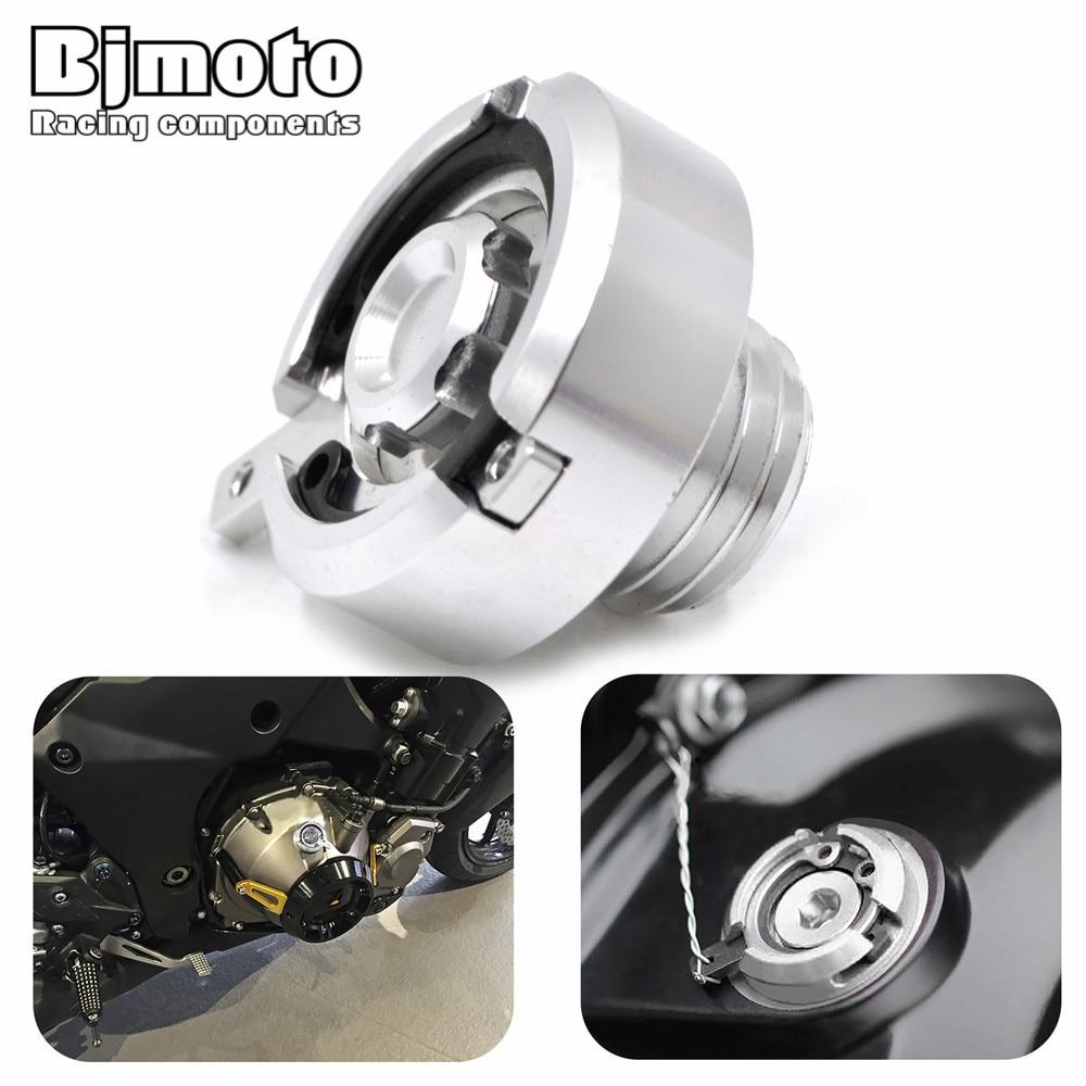 ECP-003 New CNC Motorcycle M20*2.5 Engine Oil Plug For Kawasaki Z1000 Z1000SX Ninja1000 2010-2016 Z800 2013-2016 era ecp 0050 штатив