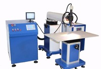 300w Advertising word laser welding machine Automatic metal welding cheap price supply