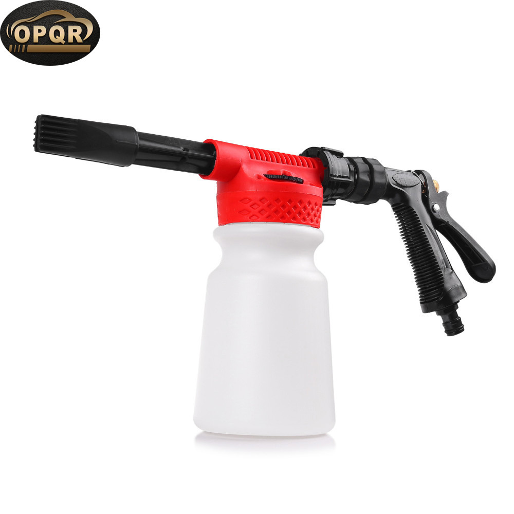 Washing Cleaning Sprayer Easy Foaming Chemical Guys Foam Blaster 6 Foam Wash Gun 900ml Bottle Free Connection with Garden Hose