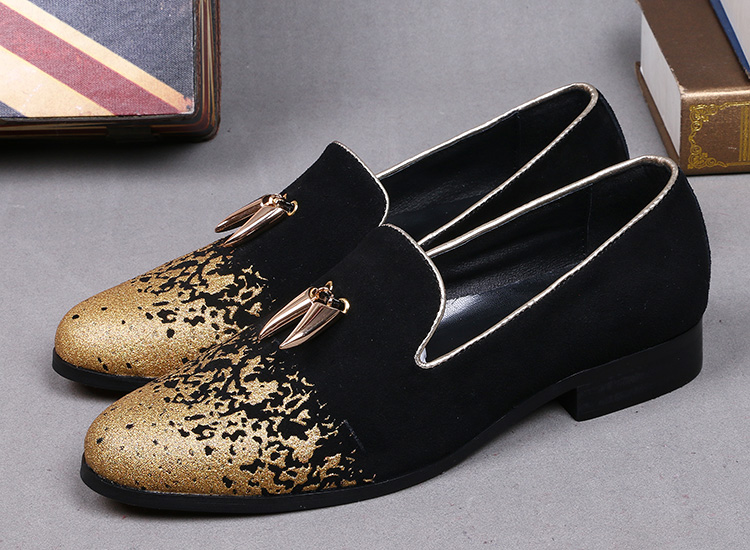 Mens gold dress shoes - Mens Gold Dress Shoes - Dressed For Less