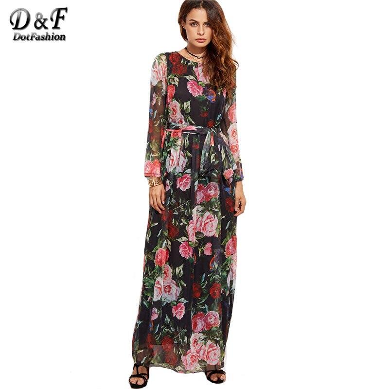 Long Summer Dresses Sale Promotion-Shop for Promotional Long ...