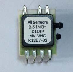 CareFusion (USA)Sensor 2.5 INCH-D1DIP-MV-VHC for vela ventilator  (Refurbished)