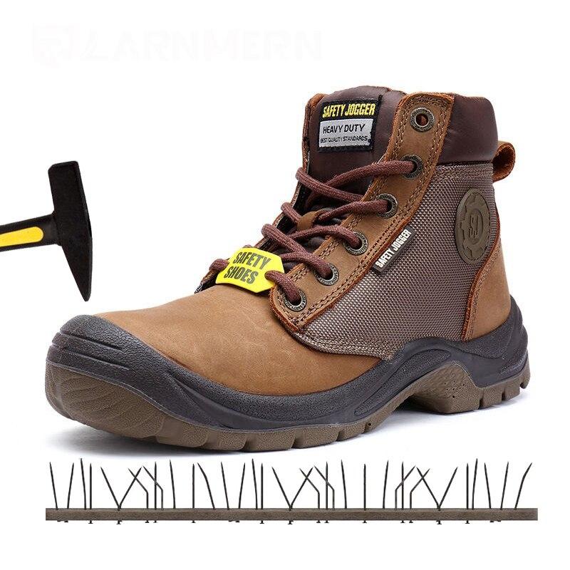 S3 Degree Males Working Security Boots Footwear Metal Toe Src Slip Resistant Anti-Static Outside Safety Footwear Waterproof