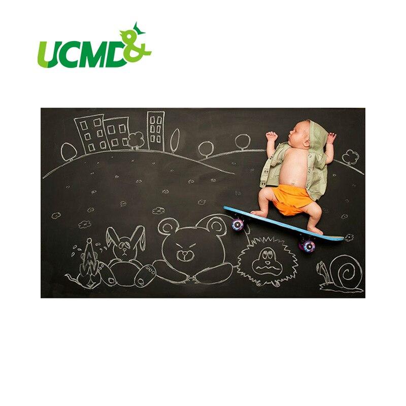 Magnetic Chalkboard Blackboard Sheet Decorative Black Chalk Writing Board Blackboard Stickers 60 x 40 cm  magnetic chalkboard blackboard sheet decorative black chalk writing board blackboard stickers 60 x 40 cm