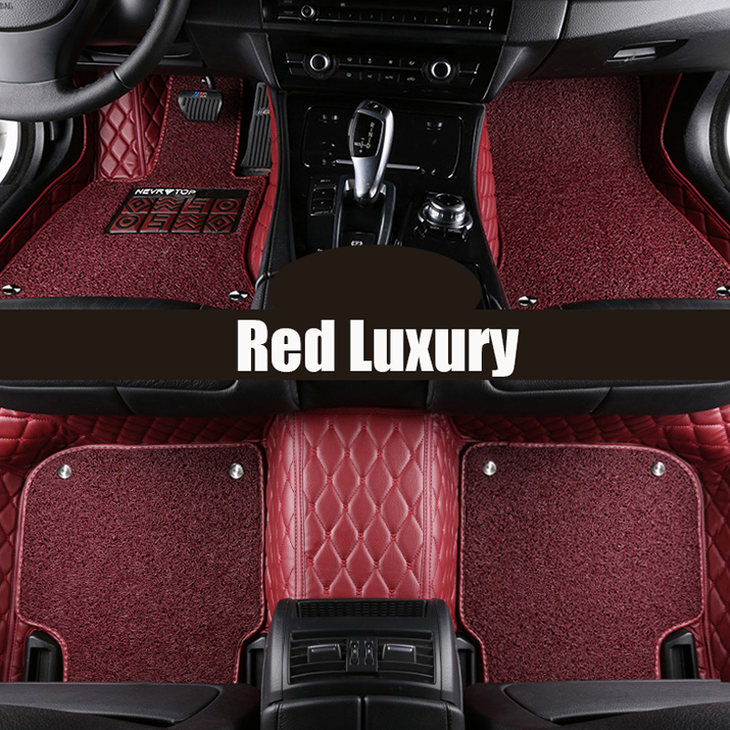 special 100 fit car floor mats for toyota camry corolla prius prado highlander sienna zelas. Black Bedroom Furniture Sets. Home Design Ideas