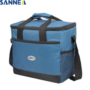 SANNE Cooler-Bag Tote Food-Storage Thermal Picnic Family Insulated 16L for Big-Capacity