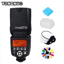 лучшая цена Yongnuo YN-560 II Flash Speedlight/Speedlite for Canon eos 6d nikon d7100 sony alpha a77 DSLR camera,YN560II flash speedlite