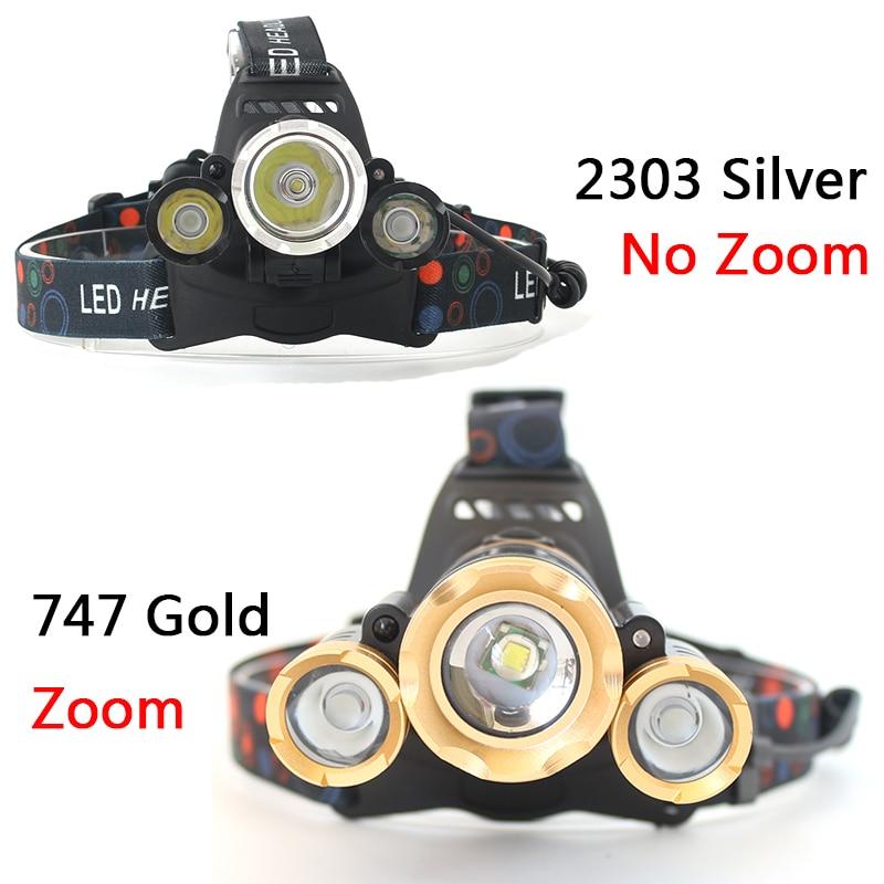 Z40 IR senzor LED prednja svjetla prednjih svjetala Glava svjetiljke - Prijenosna rasvjeta - Foto 2