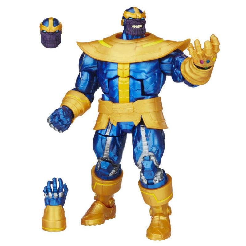 Marvel Legends Serie Completa BAF THANOS Action Figure Una Figura Avengers Age of THANOS Onda Modello Da Collezione Regalo thanos