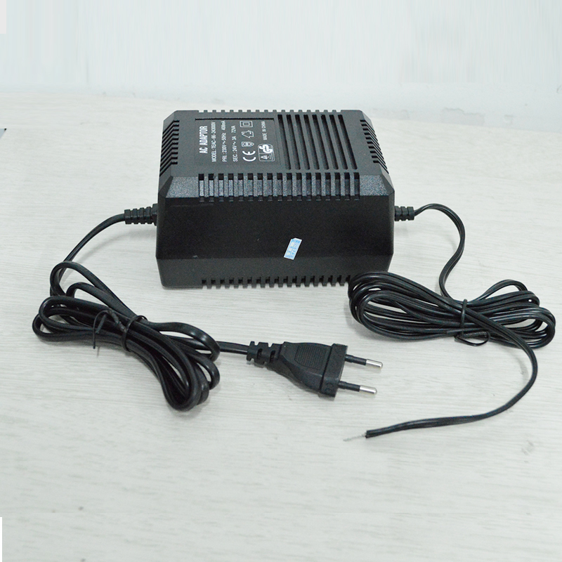 Original EU AC 24V 1.5A  PTZ Monitoring Power Supply 36VA 1500mA