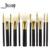 Nueva jessup 12 unids maquillaje profesional set pro kits cepillos cosméticos maquillaje cepillo herramienta fundación lip sombra de ojos en polvo de lana