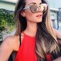 2017 Mais Recente Moda Durante Todo o Jogo Óculos De Sol Da Marca Homens Designer de Luxo Personalidade Das Senhoras Das Mulheres de Alta Qualidade óculos de Sol UV400-Proof