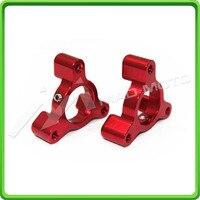 14x18mm 14*18mm Red Fork Spring Preload Adjusters For Honda CBR 600 F2,F3,F4,F4I 1991 1992 1993 1994 1995 1996 1997 1998 1999