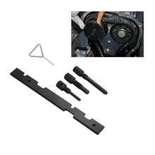 5 pz Motore Fasatura Dell'albero A Camme di Bloccaggio Serratura Impostazione Tool Kit di Riparazione Per Ford Focus Fiesta Mazda Per Volvo